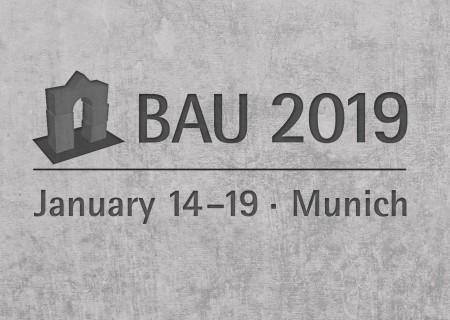 LohrElement und IsoLohr auf der BAU in München 2019