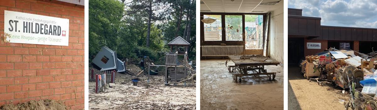 Wir helfen den Opfern der Flutkatastrophe
